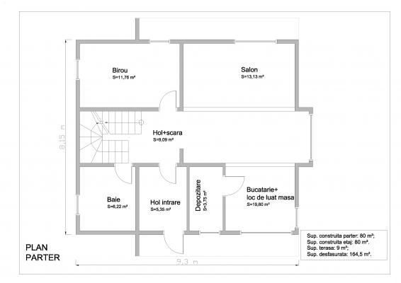 Sqm   Square Meters In Square Feet House Design And - House design 80 sqm